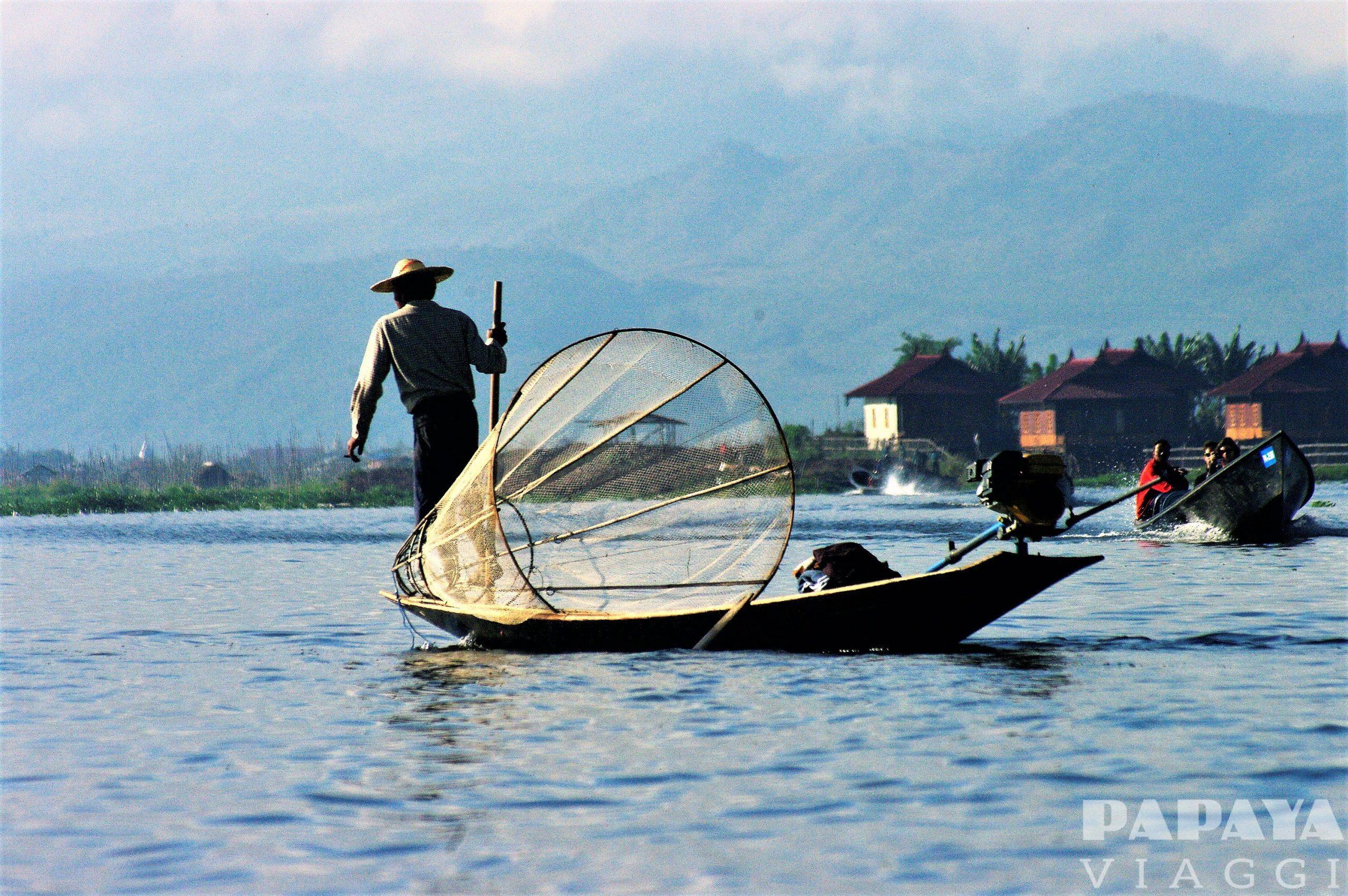 Myanmar autentico e mare