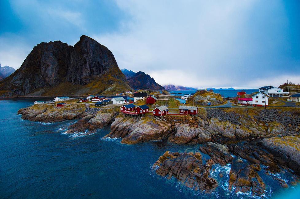 Viaggi fotografici: isole Lofoten