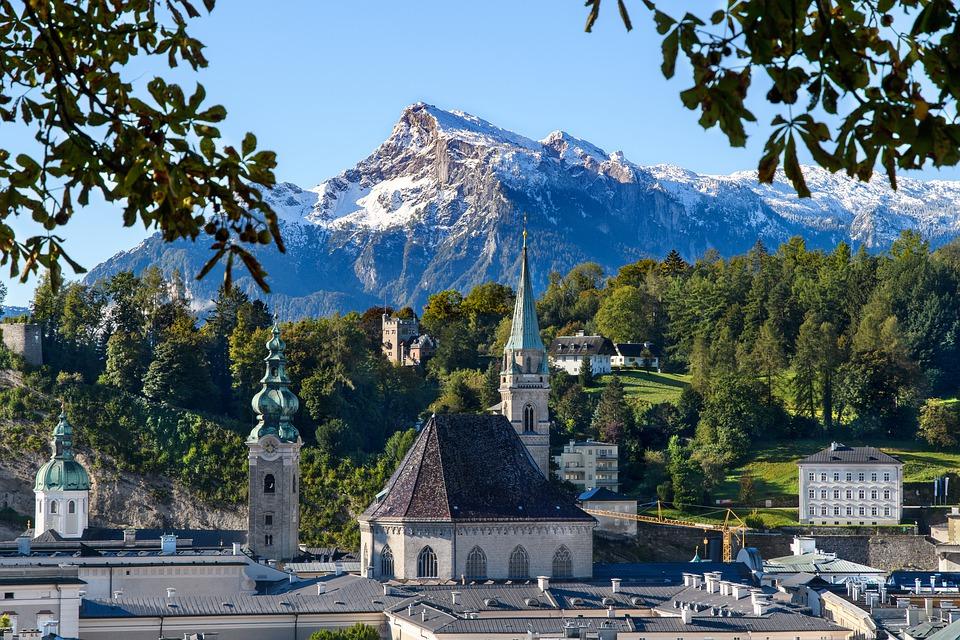 Salisburgo e Vienna