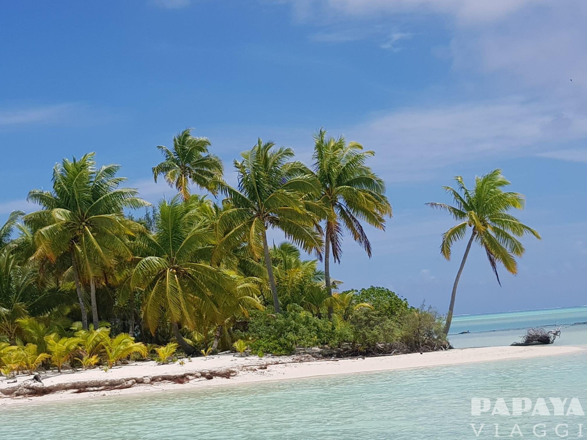 Isole Cook, un Paradiso nascosto