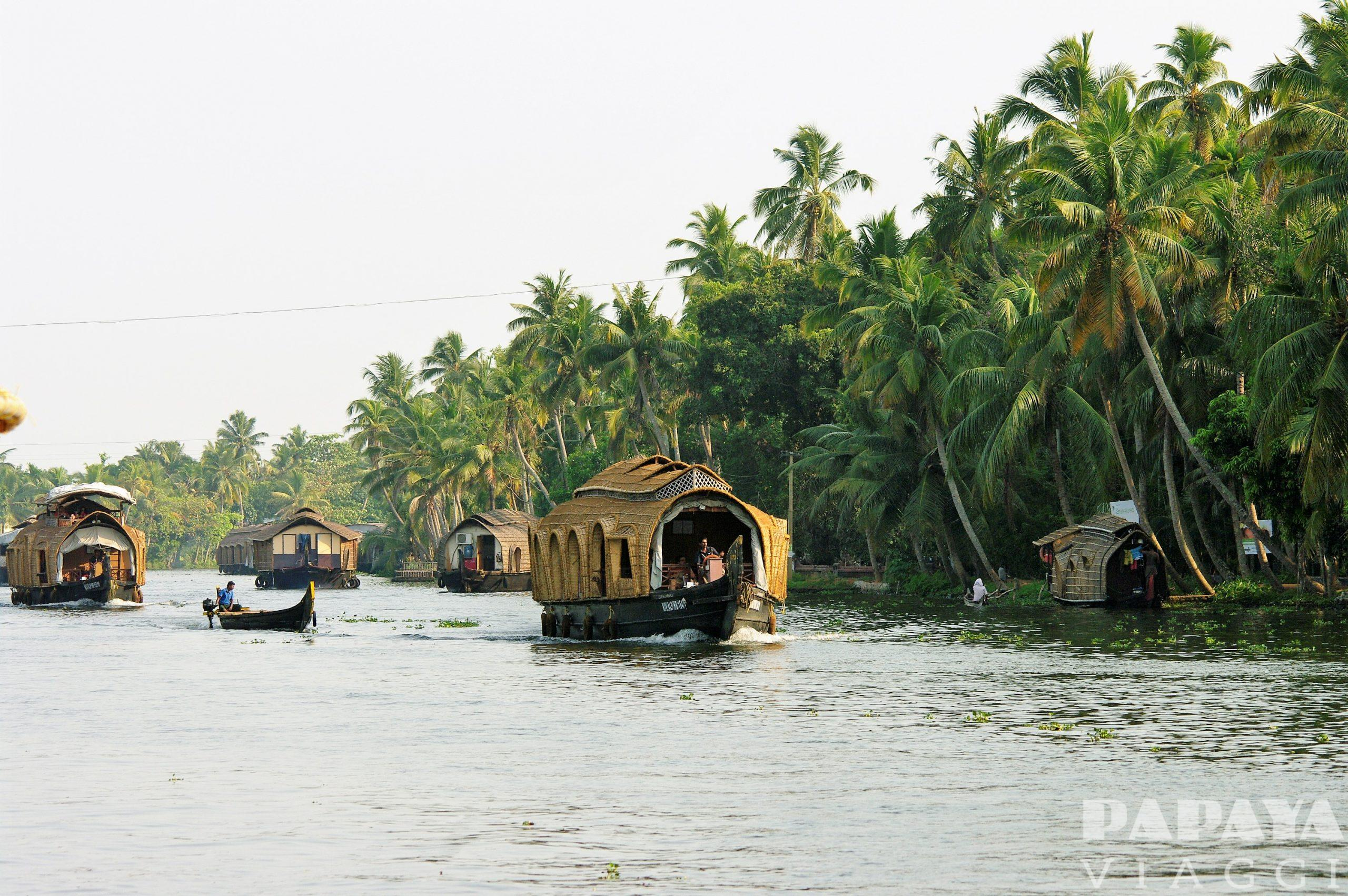 India del sud e Andamane